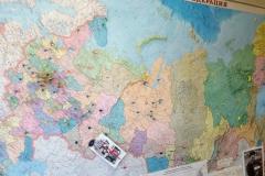 География наших работ