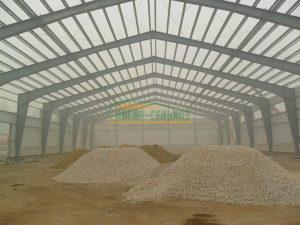 Металлокаркасные здания Склады Сельхоз постройки