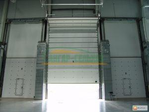 Промышленные ворота Дорхан